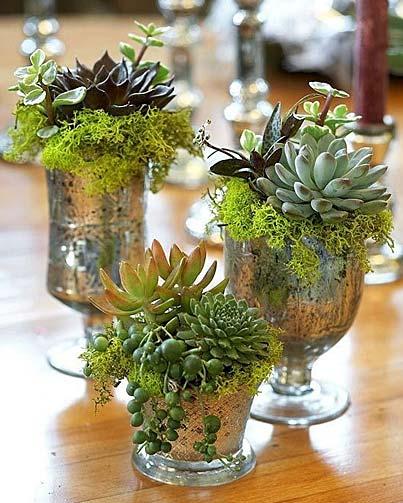 Head Table Florals & Garlands (36)