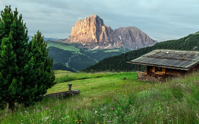 mountain-hut