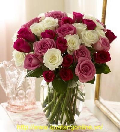 30 bông hồng
