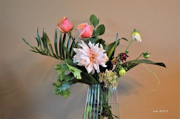 Beauty and Sweet Dahlias -sm1 -
